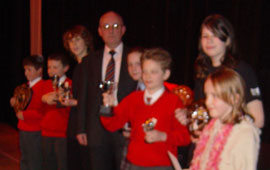 2006 Festival Speech & Drama Prize winners