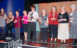 2008 Festival Vocal Prize winners
